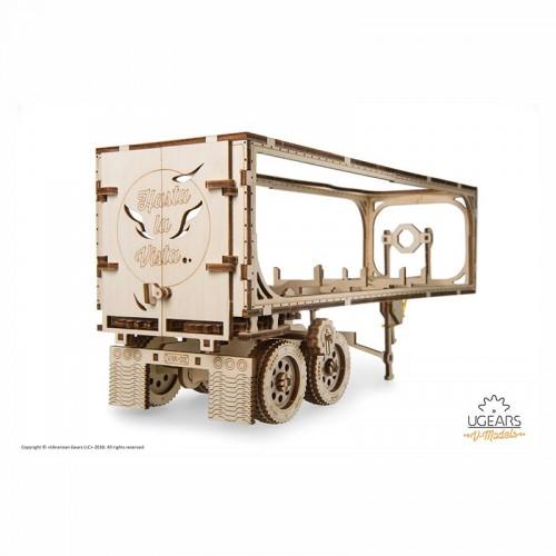 Ugears Remorque Poids-Lourd VM-03