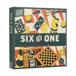 Six in One Games Compendium