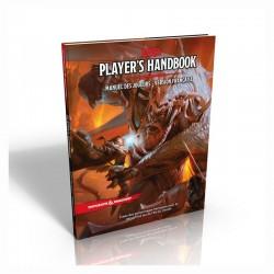 Dungeons & Dragons 5e : Manuel des Joueurs
