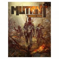 Mutant Année Zéro : Livre de base