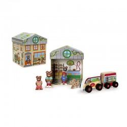 Boîte à jouets : épicerie