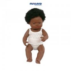 Poupée fille africaine