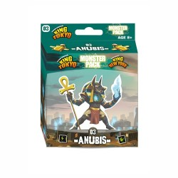 King of Tokyo Monster Pack : Anubis