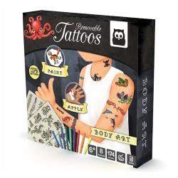 Kit de tatouages Body art