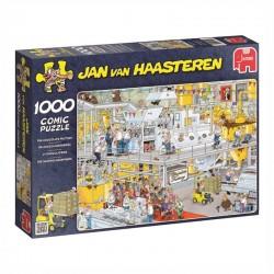 La Chocolaterie (Jan Van Haasteren)