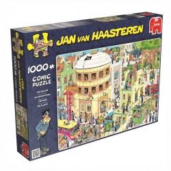 L'évasion (Jan Van Haasteren)