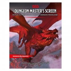 Dungeons & Dragons 5e : Ecran de jeu