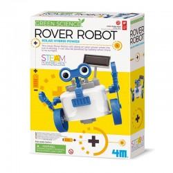 Kidzlabs Green Science Rover Robot