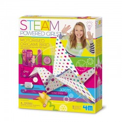 SteamPowered : Technorigami oiseau