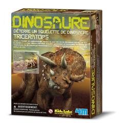 Kidzlabs Dinosaur : Triceratops