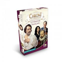 Chronicards : Littérature française