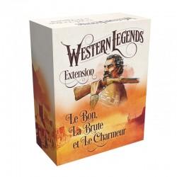 Western Legends - Le bon, la brute et le charmeur
