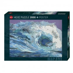 Puzzle Map Wave
