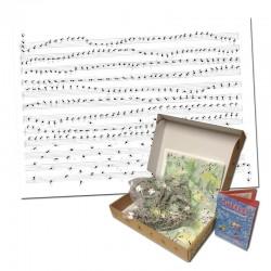 Puzzle Delle Formiche : Musique