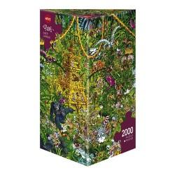 Puzzle Deep Jungle (Ryba)