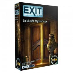 Exit 10 : Le Musée Mystérieux