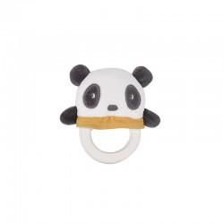 Hochet panda bébé