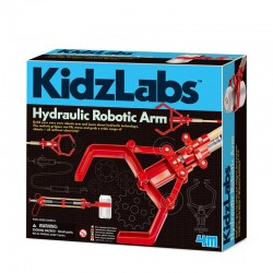 Kidzlabs : Bras hydraulique