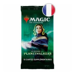 Magic the gathering : Booster Guerre des Planeswalkers
