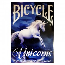 Bicycle : Anne Stokes Unicorn