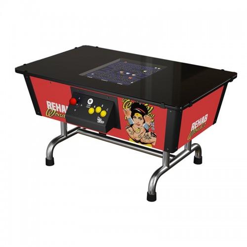 Arcade Table Rehab Wonder