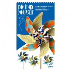 Do it yourself : moulins à vent pop