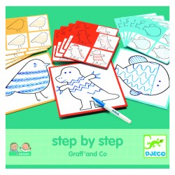 Step by Step : Graff and co