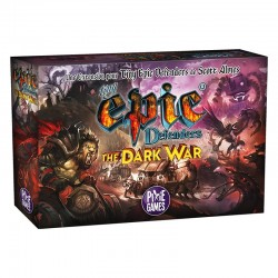 Tiny Epic Defenders : The Dark War extension