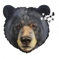 Puzzle tête d'ours