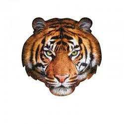 Puzzle tête de tigre