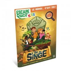 Escape Quest Kids : L'île au singe