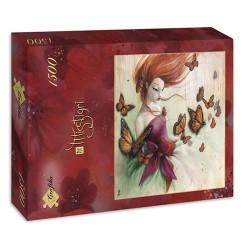 Puzzle Misstigri : Papillons
