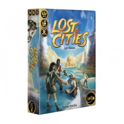 Lost Cities : Les Rivaux