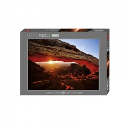 Puzzle Alexander Von Humboldt : Mesa Arch