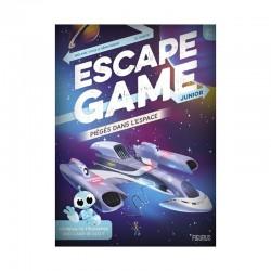 Escape Game Jr : Piégés dans l'Espace
