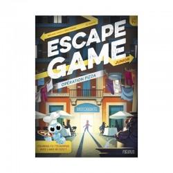 Escape Game Jr : Opération Pizza
