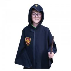 Set Harry Potter manteau et lunettes 5-7 ans
