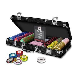 Malette Poker 300 jetons Royal