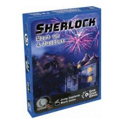 Q System Sherlock Q3 : Mort un 4 juillet