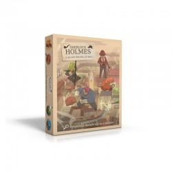 Sherlock Holmes le jeu dont vous êtes le héros