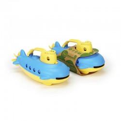 Green Toys Sous-marin poignee jaune
