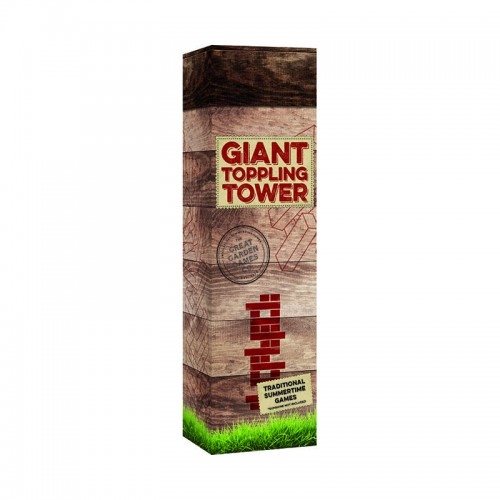 Giant Toppling Tower
