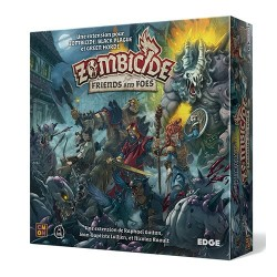 Zombicide Black Plague : Friends & Foes