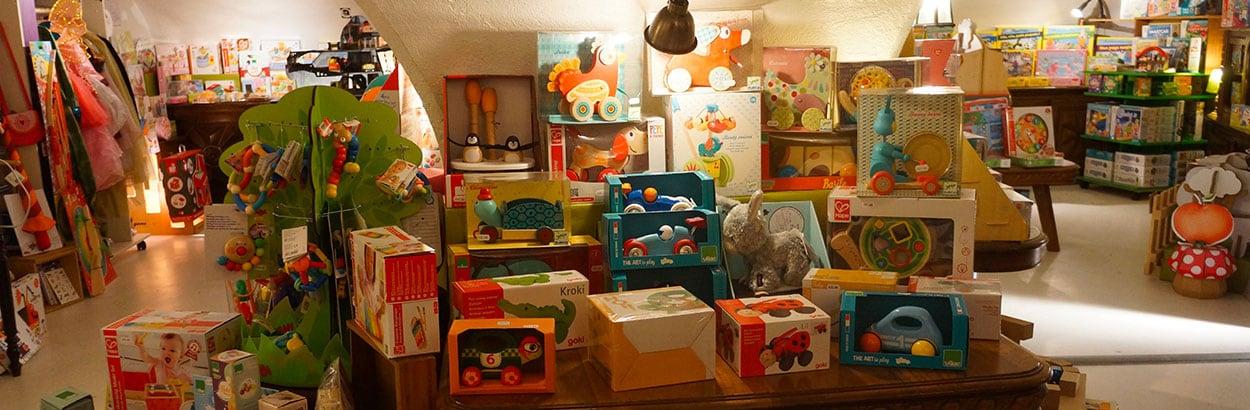 Magasin de jouets pour enfant à Lyon